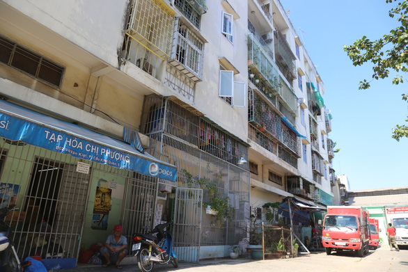 Nearly 40 families relocated as subsidence affects Ho Chi Minh City apartment building