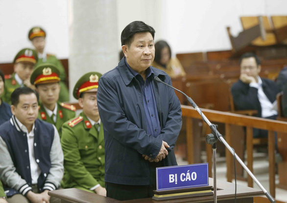 Former public security vice-ministers stand trial in Hanoi