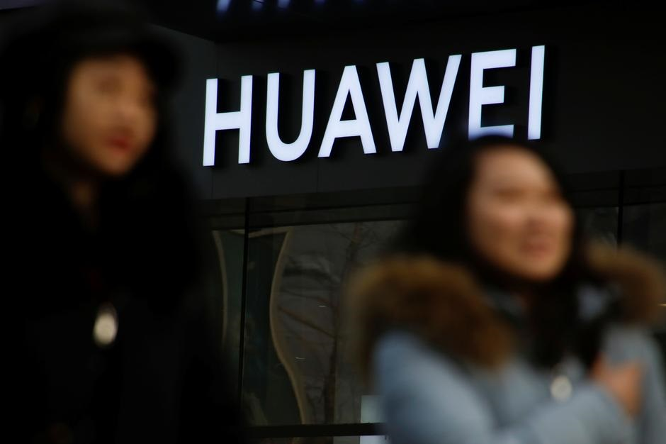 U.S. charges China's Huawei over alleged Iran sanctions violations
