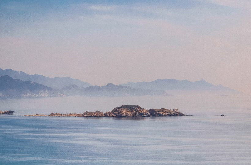 Binh Hung Island in a Getty picture published on Condé Nast Traveller's