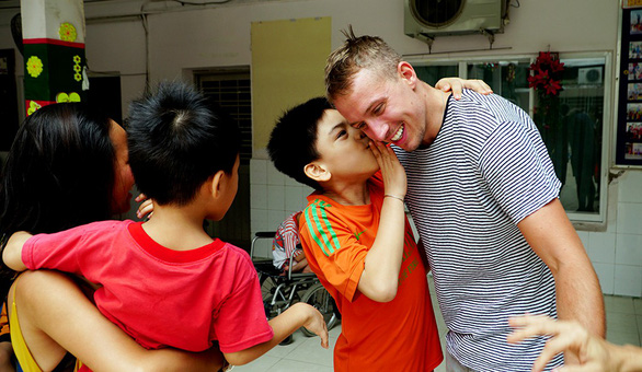 Kindness the thing that makes expats love Vietnam