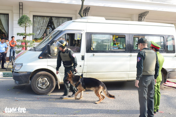Vietnam police seize over 14,000 meth pills from human-ashes bus