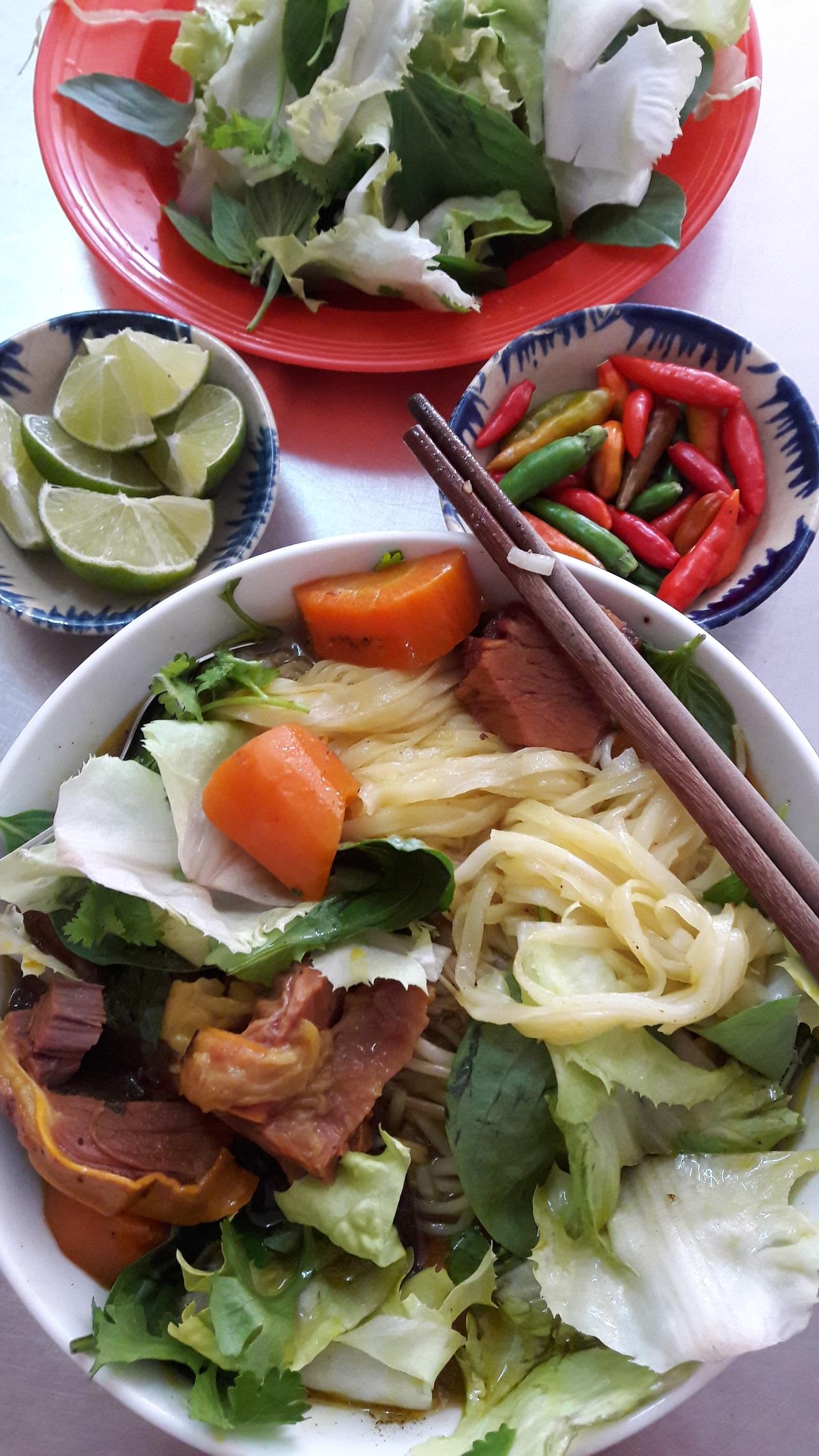 Bo kho, Vietnamese beef stew