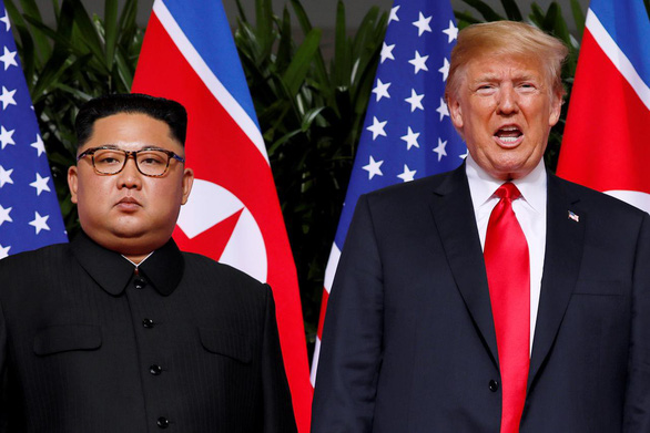 Trump says to meet N. Korean leader Kim Jong-un in Hanoi for second summit