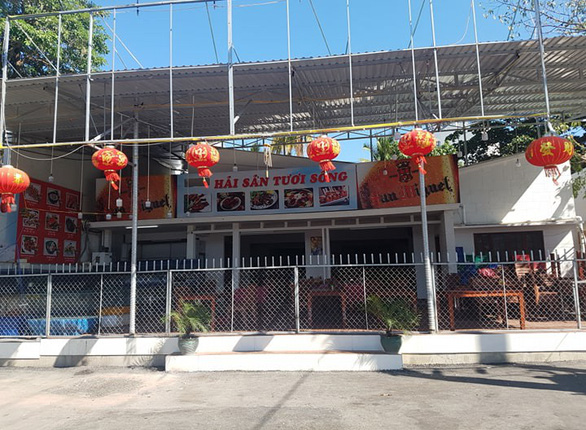 Hung Phat Restaurant in Nha Trang City, located in the south-central province of Khanh Hoa. Photo: Thanh Truc / Tuoi Tre