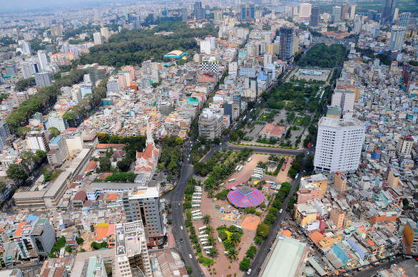 Ho Chi Minh City to launch design contest for makeover of downtown park