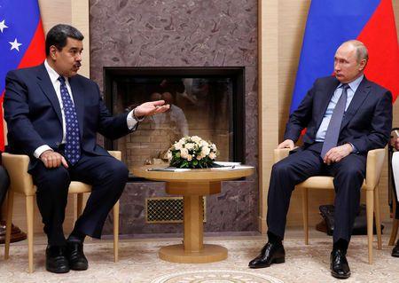 Russia ready to help Venezuela resolve crisis, warns U.S. against meddling