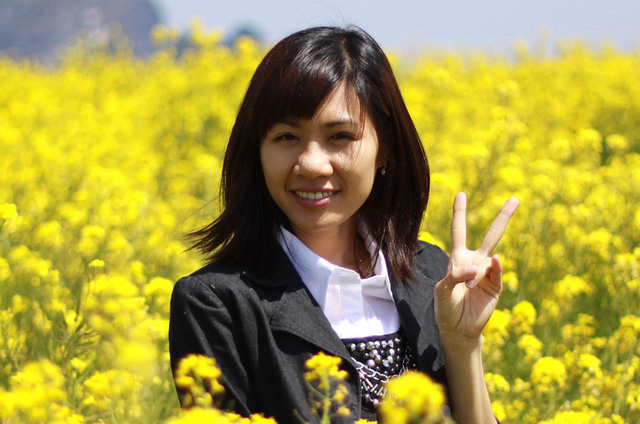 Award-winning Vietnamese researcher fights for clean environment