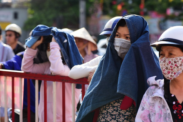 Temperatures surge as southern Vietnam enters dry season