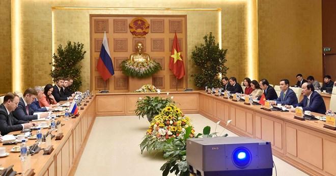 Russia to assist Vietnam in building e-government