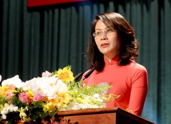 Ho Chi Minh City vice-chairwoman passes away at 53