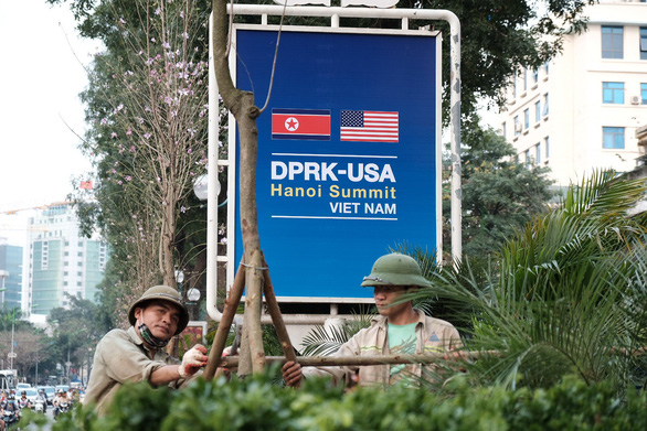 Preparations intensify for second Trump-Kim summit in Hanoi