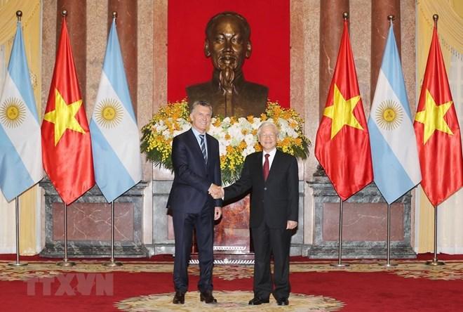 Vietnam, Argentina strive for strategic partnership