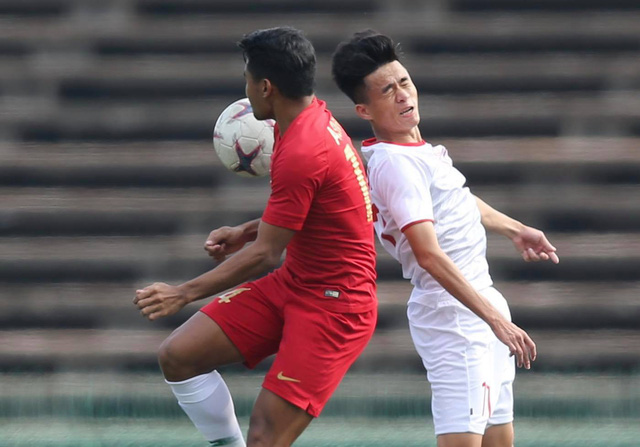 Vietnam upset fans with ugly 0-1 defeat against Indonesia in U-22 semifinal