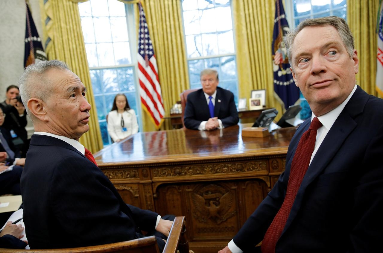 Trump delays tariff hike on Chinese goods citing trade talk progress