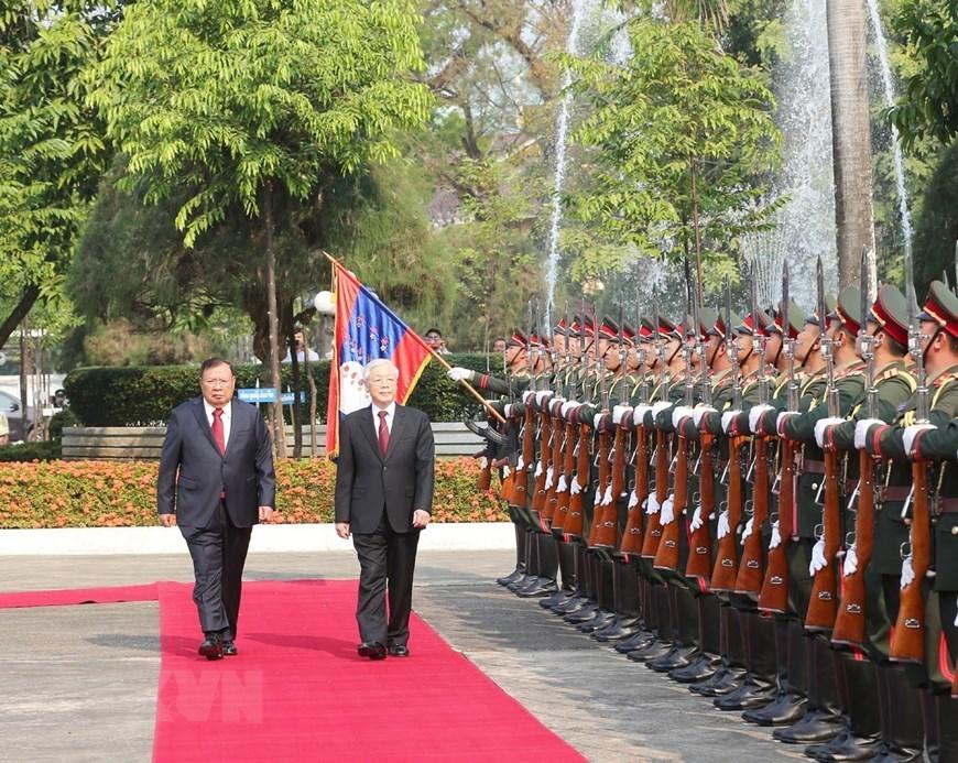Vietnam, Laos to strengthen comprehensive cooperation