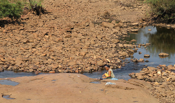 Serious drought hits Vietnam's Central Highlands as dry season begins