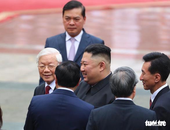 Who was the interpreter for North Korea's Kim Jong Un during Vietnam visit?