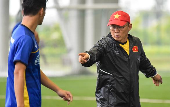 Park Hang Seo accepts U22 job as Vietnam's football seeks gold at SEA Games