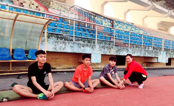 Vietnamese athletes find joy in post-pro life