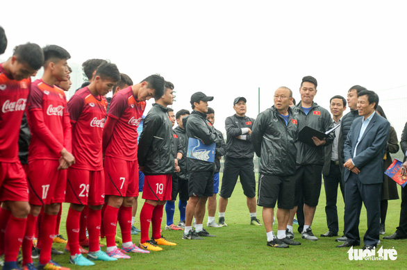 Vietnam's national radio seals exclusive telecast rights for 2020 Asian U-23 Championship qualifiers
