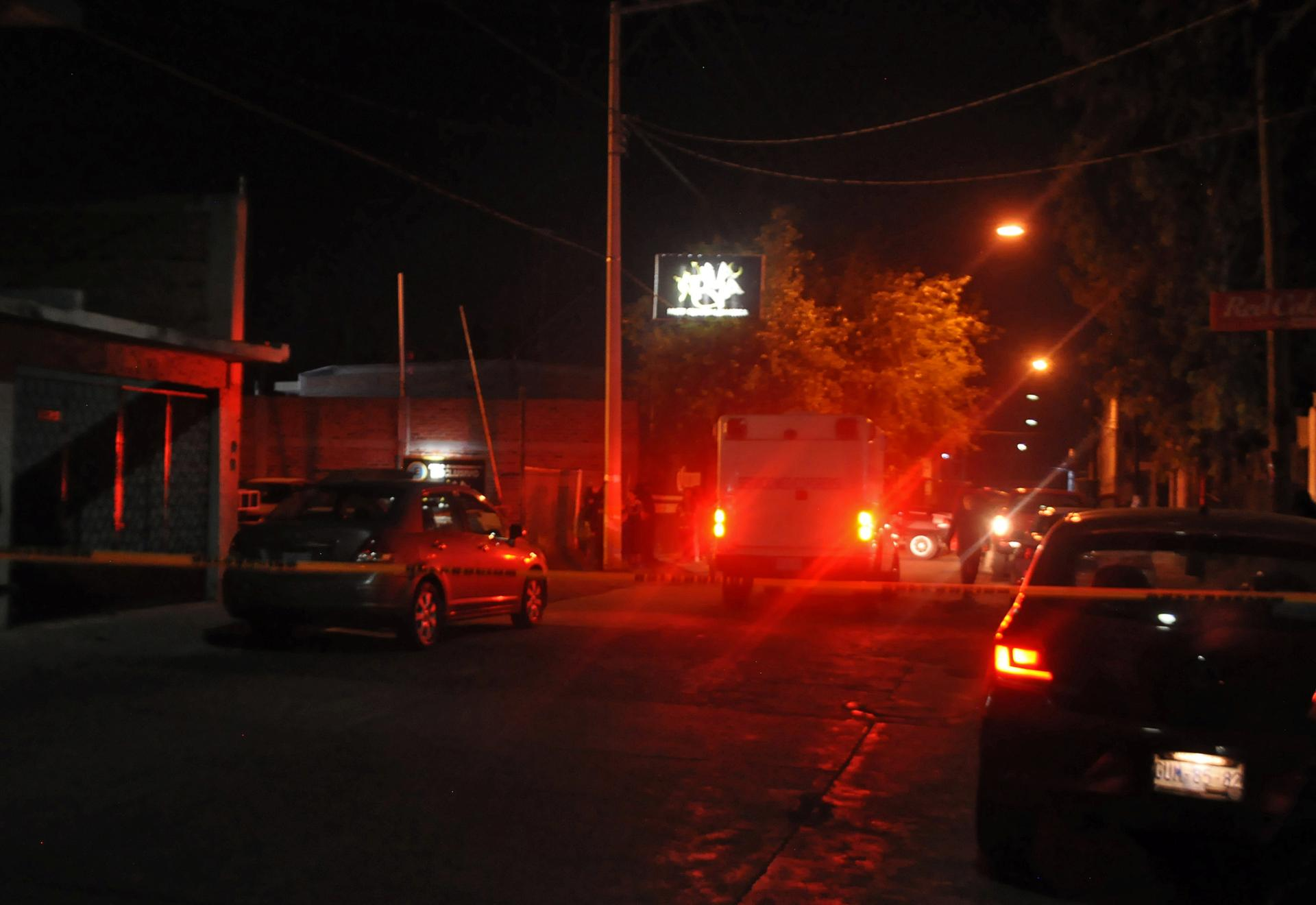 At least 15 killed in a nightclub shooting in violent Mexico state