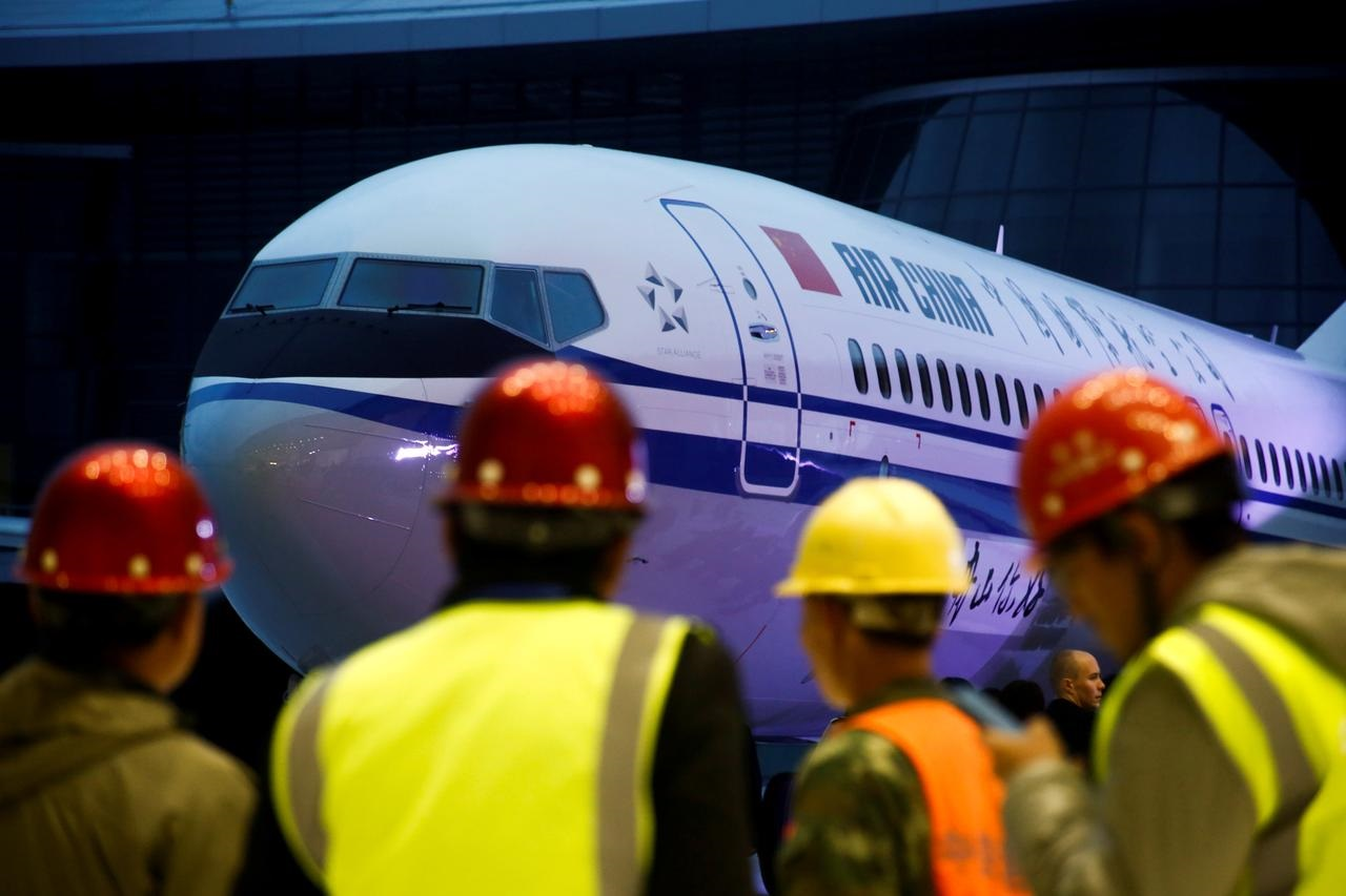 China orders its airlines to suspend use of Boeing 737 Max aircraft: media