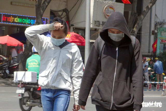 Heatwave, salinization threaten southern Vietnam