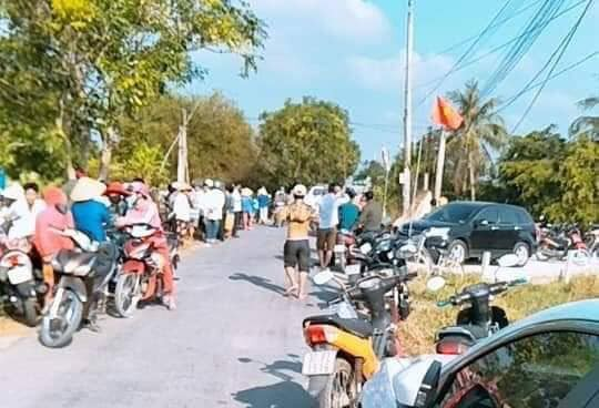 Woman kills robber who fatally stabbed her husband in southern Vietnam