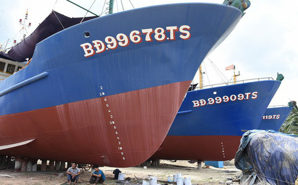 Cheap engines used on steel-clad fishing boats built under gov't program: police