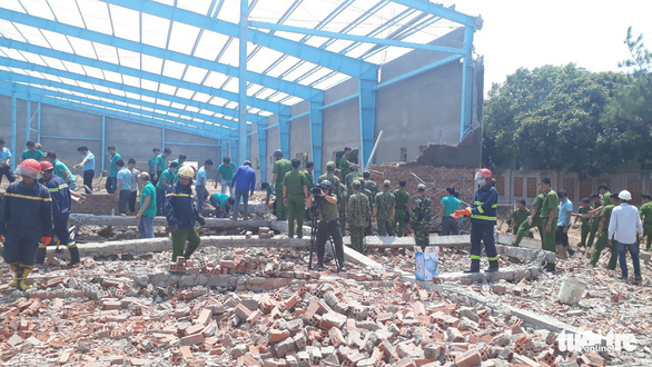 Wall collapse kills at least five in Vietnam's Mekong Delta