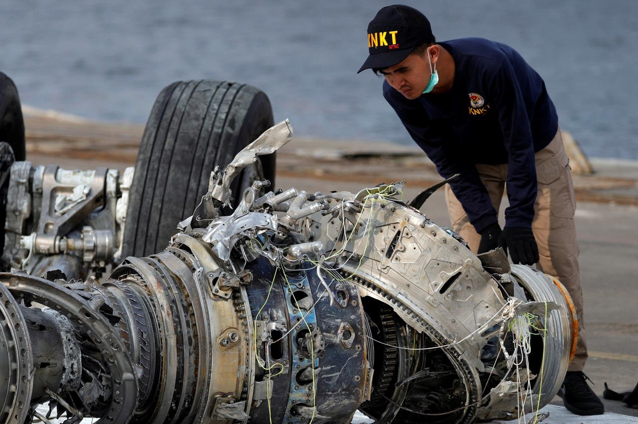 Indonesia to speed up release of Lion Air crash report: safety agency head