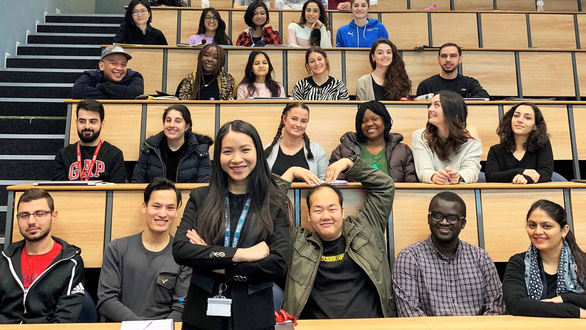 Meet the only Vietnamese lecturer at London South Bank University