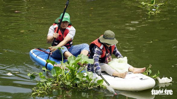 Ho Chi Minh City officials call off canal cleanup event due to lack of permit