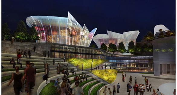 Experts bash 'senseless modernity' of Da Lat center revamp plan