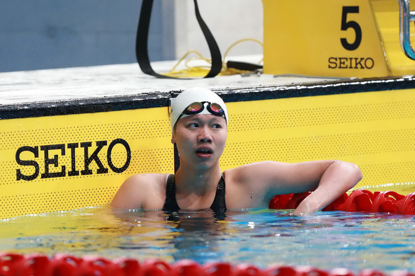 Vietnam continues to bet on star swimmer with heavy investment despite form slump