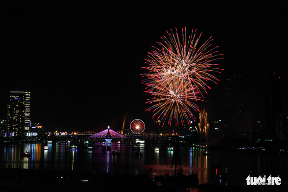 Da Nang Int'l Fireworks Festival 2019 to welcome teams from Asia, Europe, America