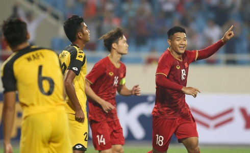 Vietnam claim comprehensive win over Brunei at Asian youth championship qualifier