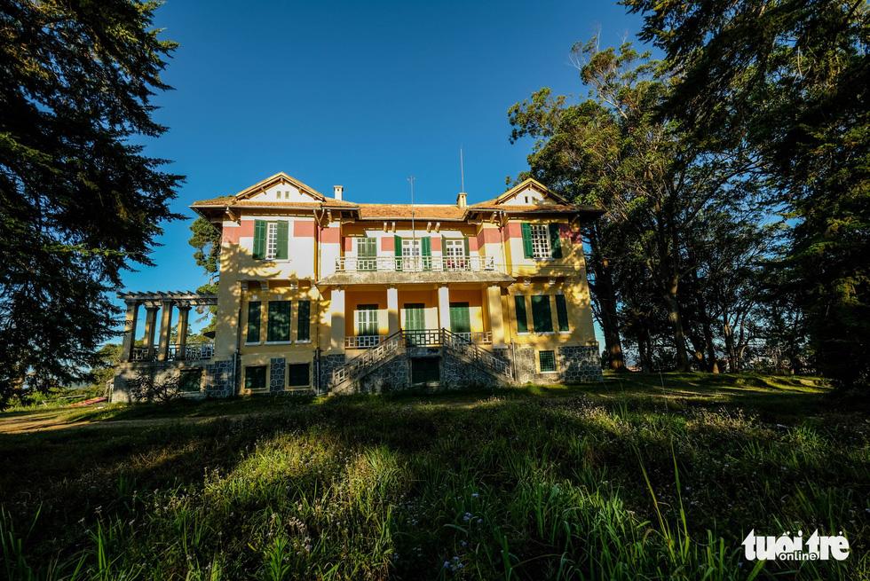 Da Lat abandons iconic French-era palace for dream of modernity