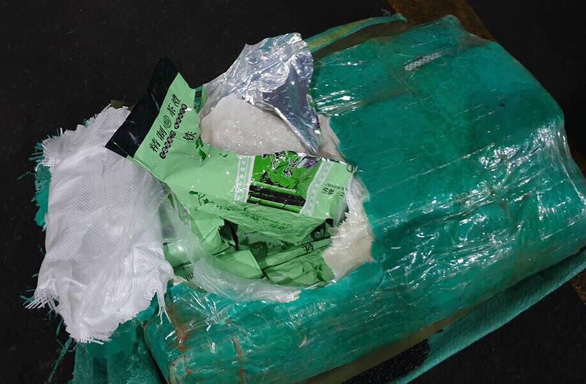 Filipino police seize 276kg of drugs shipped from Ho Chi Minh City port