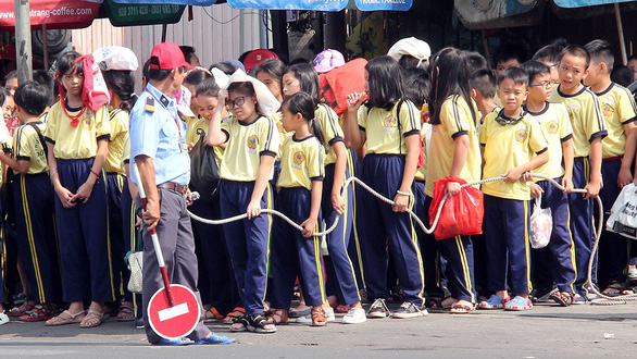 Southern Vietnam sizzling as dry season reaches peak