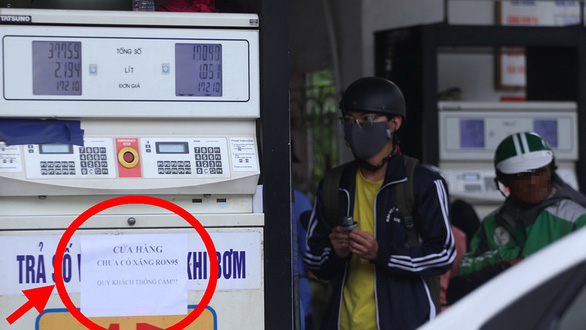 Ministry rebuts supply shortage as Hanoi gas stations cease RON95 sale