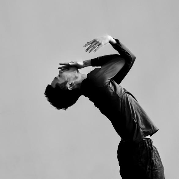 Choreographer Sébastien Ly. Photo: Kerman