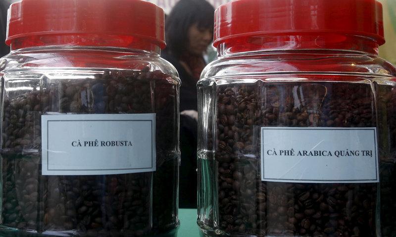 Vietnam's Q1 coffee exports at 477,000 tonnes, down 15.3 pct y/y: govt
