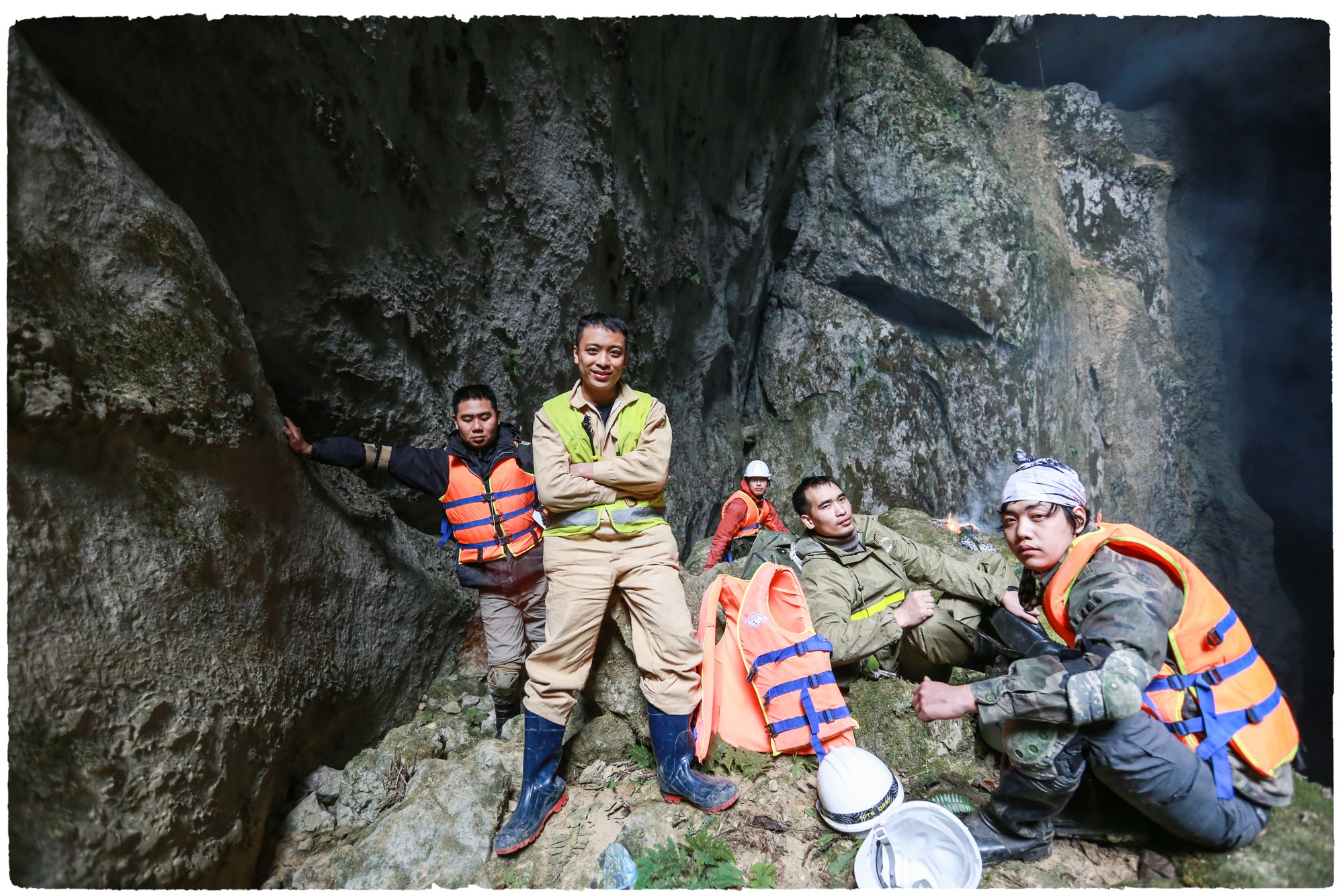 Enthusiast founds group to encourage cave exploration in Vietnam