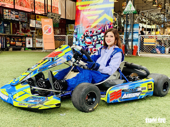 First professional kart racing in Vietnam to begin in May 2019