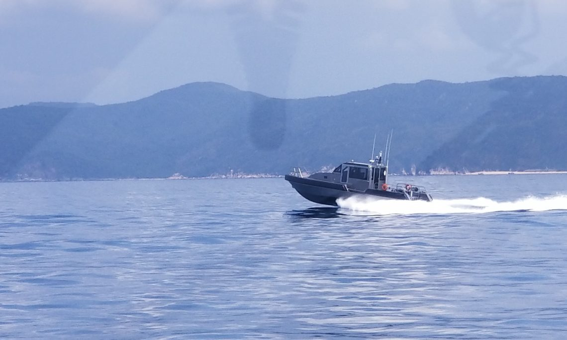 United States transfers six patrol boats to Vietnam Coast Guard