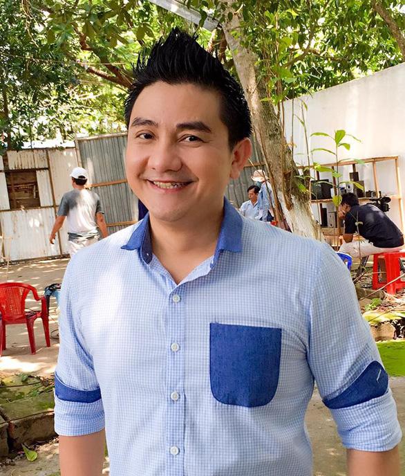Vietnamese comedian Anh Vu. Photo: Hoang Thuan / Tuoi Tre