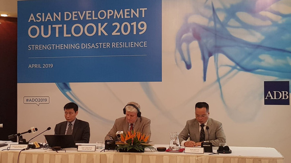 ADB forecasts 6.8 percent growth for Vietnam in 2019