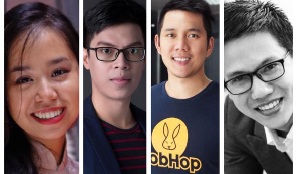 Four Vietnamese honored in Forbes 30 Under 30 Asia